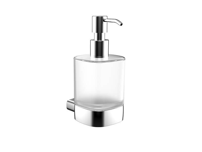 Dávkovač mýdla EUROPA 2.0 sklo/chrom